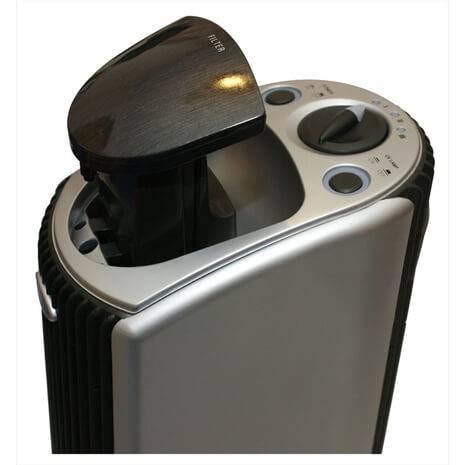 Maxion LTK-288 Ионизатор очиститель воздуха с УФ лампой