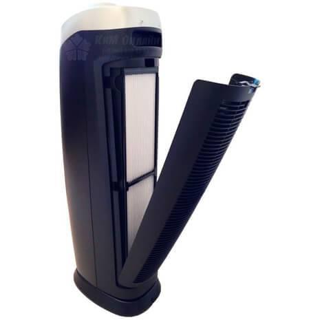 Maxion DL-135 очиститетль ионизатор с УФ и HEPA - https://www.kim-co.ru